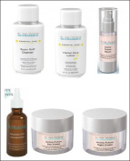 Dr. Schrammek Anti-ageing Advanced Pack for Normal Dry Skin. Beauty and Young 24 Hour Protection System
