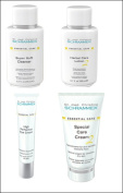 Dr. Schrammek Basic Package for DRY Normal Skin - Keep You Look Beautiful Every Day with a Small Budget