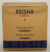 Keisha Perfect Skin Glow Vitamin E Soap 200g lightening hyper pigmentation spots