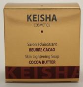 Keisha Skin Lightening Cocoabutter Soap 200g removes sebum pigmentation spots