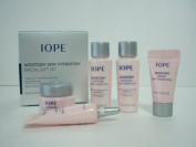 Korean Cosmetics_Amore Pacific IOPE Moistgen Skin Hydration 5pc Trial Set_for all skin type