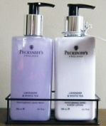 Pecksniff's Lavender & White Tea Moisterizing Hand Wash & Body Lotion 300ml