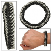 Squire of Arms Heroic Expansion Mediaeval Renaissance Chainmail Bracelet Cuff Bracelet