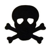 Skull & Crossbones Pirate Tanning Stickers 100 Pack