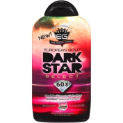 European Gold Dark Star Select, 60x Indoor Tanning Lotion, 400ml