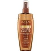 Loreal Sublime Bronze Clear Self Tanning Gel Medium Natural Tan 150ml