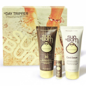 Sun Bum Day Tripper Moisturising Sunscreen Lotion, Lip Balm, and After Sun Pack