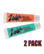 Zinka 2 Pack - Teal/Orange