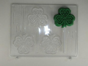 Ornate Shamrock AO144 All Occasion Chocolate Candy Mould