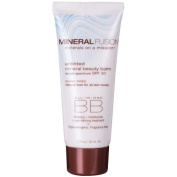 Mineral Fusion Natural Untinted Beauty Balm SPF 30, 60ml