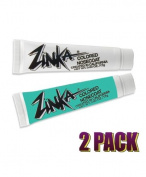 Zinka 2 Pack - Teal/White