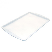 CeramaBake BC4010 Range Kleen Jelly Roll Cookie Sheet, 25cm by 38cm , White