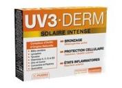 3C PHARMA UV3-DERM Solaire intense