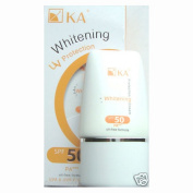 Ka Whitening Sunscreen Uv Protect Cream Spf 50 Oil Free Product of Thailand.