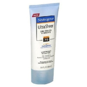 Neutrogena Ultra Sheer Dry-Touch Sunscreen , SPF 70 90ml