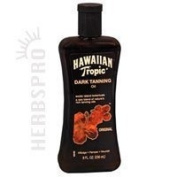 Hawaiian Tropic Dark Tanning Oil Original - 240ml