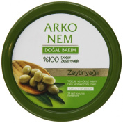 Arko Nem Natural Care Olive Oil Cream, 150 Gramme
