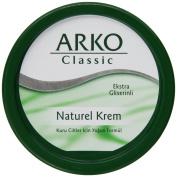 Arko Classic Natural Cream, 150 Gramme