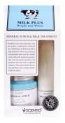 Beauty Buffet Scentio Milk Plus Mineral Scrub & Milk Treatment 250ml/150 ml
