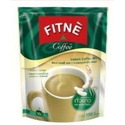 Fitne Diet Instant Coffee Mix (With White Kidney Bean Extract) 150g.