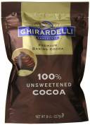 Ghirardelli Chocolate Unsweetened Cocoa Pouch, 240ml
