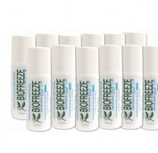 Biofreeze Pain Relieving Colourless Roll-On 90ml - Pack of 6