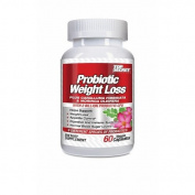 Top Secret Nutrition - Probiotic Weight Loss - 60 Vegetarian Capsules