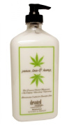 Devoted Creations PEACE LOVE & HEMP Herbal Moisturiser - 18.75