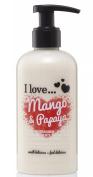 I Love... Mango & Papaya Moisturising Body Lotion 250ml