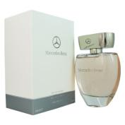 Mercedes Benz Eau de Parfum Spray for Women, 90ml