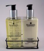 Pecksniff's Hand Wash & Lotion Duo Lemongrass & Ginger Set - 300ml each
