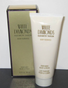 Elizabeth Taylor White Diamonds Body Radiance ~ Perfumed Body Lotion ~ 100ml