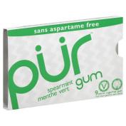Pur Gum, Spearmint 9 pieces