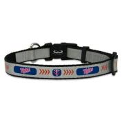 MLB Minnesota Twins Baseball Pet Collar, Reflective