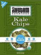 Rhythm Superfoods Kool Ranch Kale Chips, 60ml