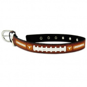 Texas Longhorns Football Lace Dog Collar