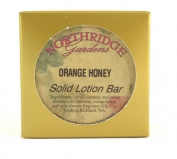 Northridge Gardens Orange Honey Solid Lotion Bar 30ml