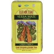 Eco Teas Organic Fair Trade Yerba Mate Tea, 5 Pound