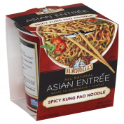 Dr. McDougall's Asian Entree Spicy Kung Pao Noodle -- 60ml