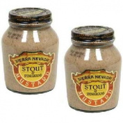 Sierra Nevada Stout and Stoneground Mustard, 240ml