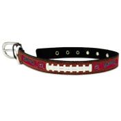 NCAA South Carolina Fighting Gamecocks Classic Leather Football Collar