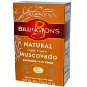 Billington's Natural Light Brown Muscovado Sugar