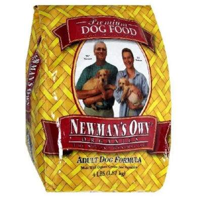 Newman's Own Organic Adult Health Dog Food ( 6x4lb)