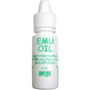 Emu Oil: 6cc bottle