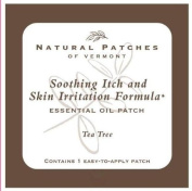 Natural Patches Of Vermont 00197 Tea Tree Essential Oil Body Patches