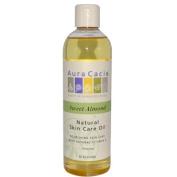 Aura Cacia Natural Skin Care Oil Sweet Almond - 470ml