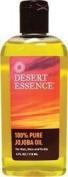 Desert Essence 100% Pure Jojoba Oil, 120ml, Bottle