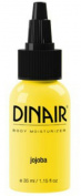 DINAIR AIRBRUSH MAKEUP - JOJOBA NATURAL BODY moisturiser - 35ml