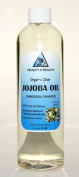 Jojoba Oil Clear Organic Carrier Cold Pressed Refined 100% Pure 1060ml