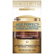 L'Oreal Paris Age Perfect Hydra-Nutrition Golden Balm Eye, 0.5 Fluid Ounce by L'Oreal Paris Skin Care [Beauty]
